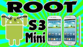 Hacerle Root A Samsung Galaxy S3 Mini I8190/L Español
