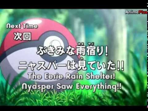 pokemon x and y episode 14(review)