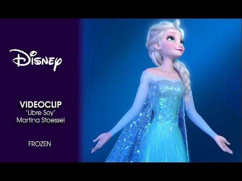 Disney España | Martina Stoessel - 'Libre soy' (Frozen, el reino del hielo)