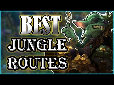 3 Best Twitch Jungle Routes Guide - League of Legends