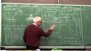 DiffGeom9: Projective view of conics and quadrics