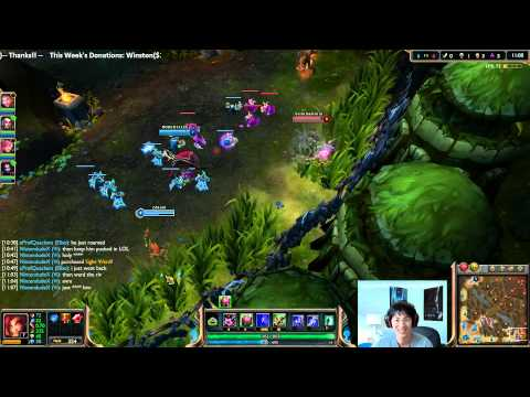 Zekent with ROBERTxLEE - Zyra with Vayne bot lane (Challenger l)