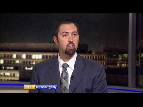 EWTN News Nightly with Colleen Carroll Campbell -  2013-12-4 - Lori Windham, Rep. Chris Smith