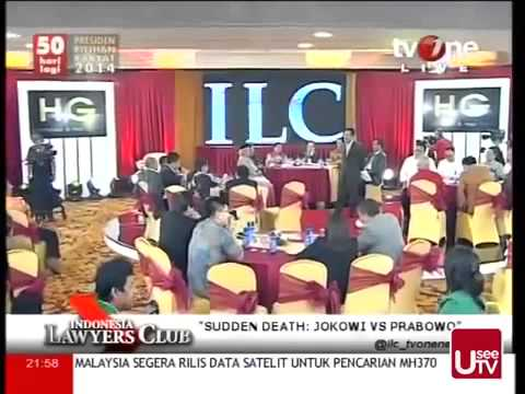 Tv One Lawyer Club Hari Ini