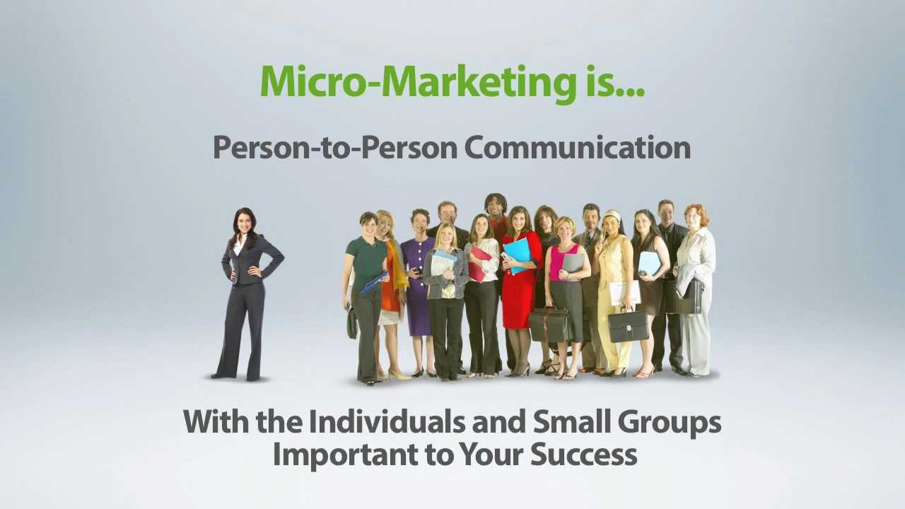what is micromarketing Enter now and discover the difference between micro marketing vs macro  marketing and choose the most effective strategy to bring you the.
