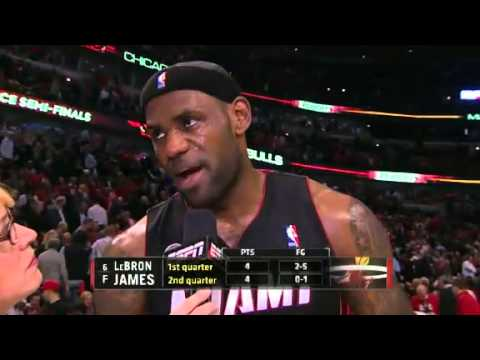 NBA CIRCLE - Miami Heat Vs Chicago Bulls Game 3 Highlights - 10 May 2013 NBA Playoffs