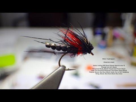 Tying the Bibio Hoghopper by Davie McPhail