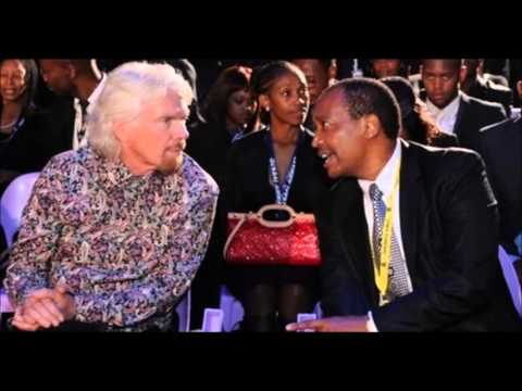 Richard Branson Calls For A Boycott On Uganda In Gay Rights