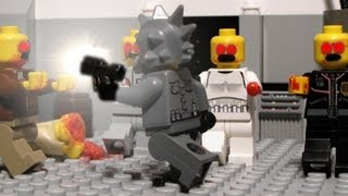 Lego Zombie Hunters Lego Zombie Movie