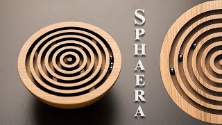 The Sphaera dexterity puzzle by naef