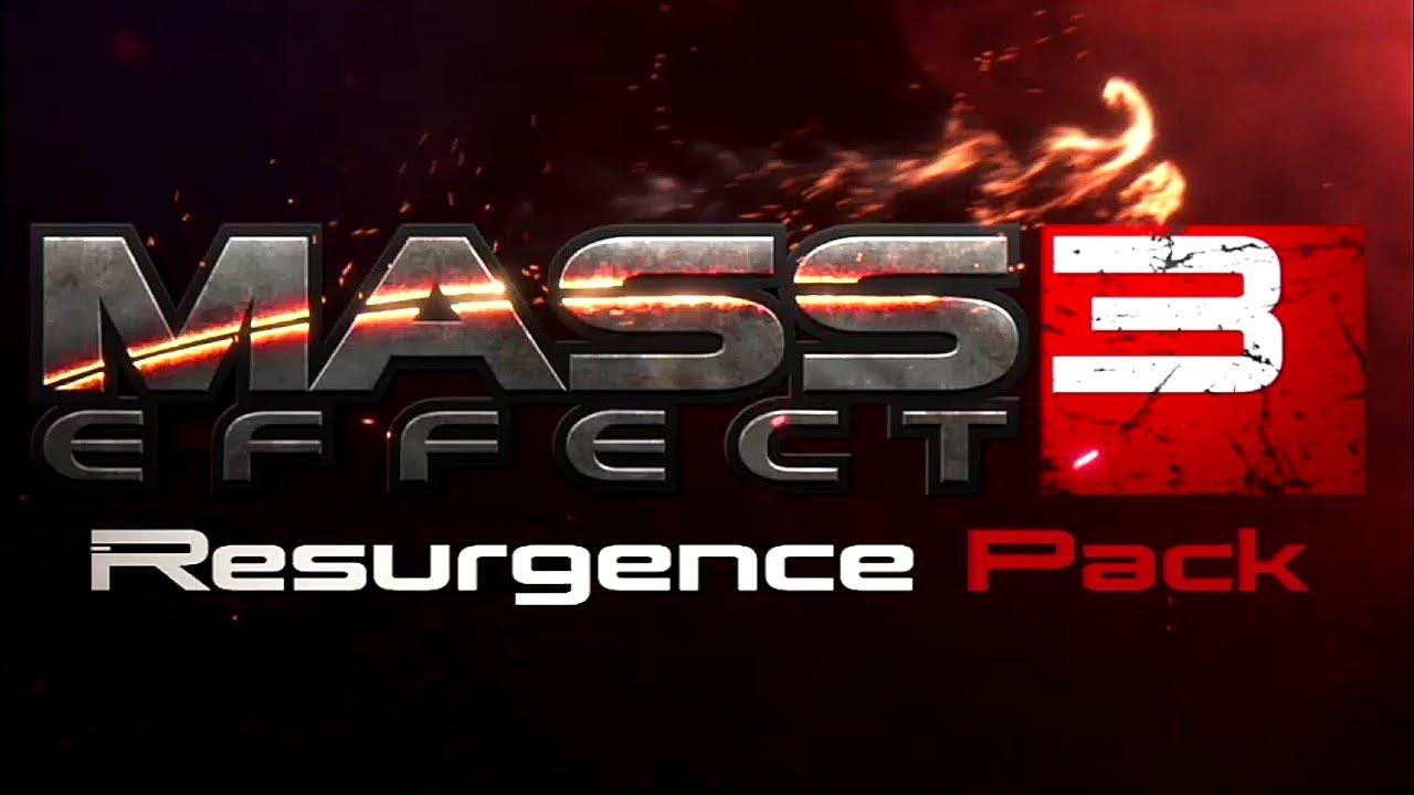 """Mass Effect 3 - """"Resurgence Pack"""" DLC Announcement Trailer (2012)"""