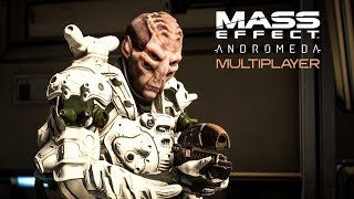 Mass Effect: Andromeda - Multiplayer: The Batarian Scrapper