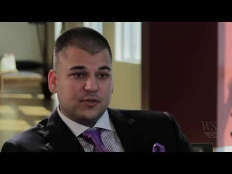 Rob Kardashian Explains His New Business & What The Kardashians Do