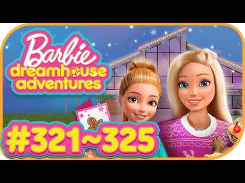 Barbie Dreamhouse Adventures #321~325   Budge Studios   Simulation game   Fun mobile Game   HayDay