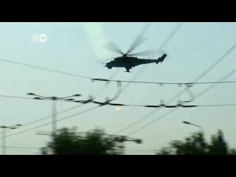 Kiev launches airstrikes on Donetsk rebels | Journal
