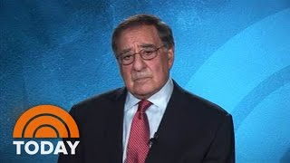 Leon Panetta: 'Never Seen Anything Like' Donald Trump's Rift With Intelligence (Exclusive) | TODAY