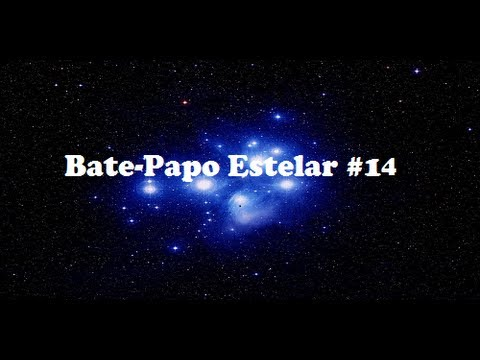 Bate-Papo Estelar #14 - LUA e SATURNO ON AIR