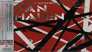 Van Halen Best Of Both Worlds [Full Album] (Sammy's