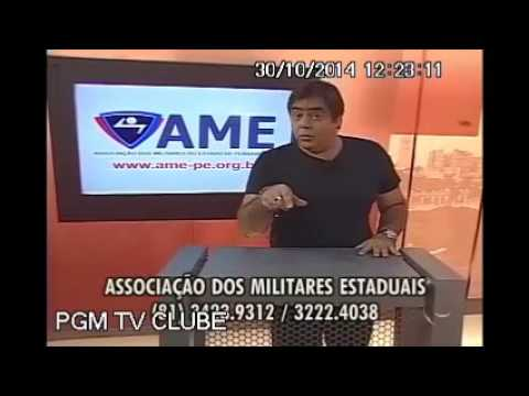 Merchan da AME em Cardinot Aqui na Clube