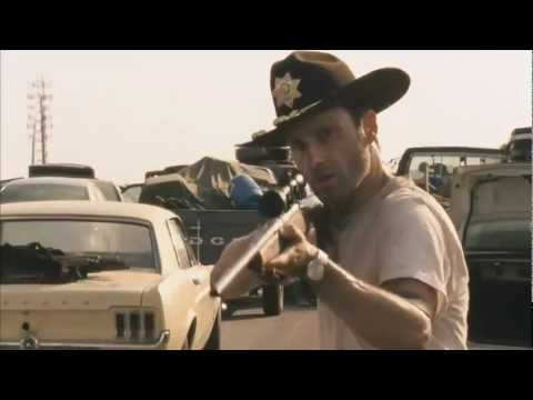 The Walking Dead - Season 2 Trailer 2 HD      - YouTube  , Anyone else got excited when they first saw this? :)