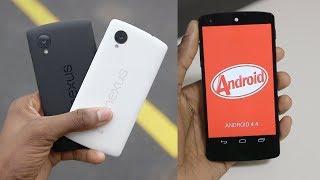 Google Nexus 5 Review!