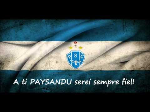 Hino Ao Paysandu (Legendado)
