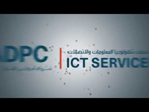 ADPC ICT - Abu Dhabi Ports Company-Information & Communications Technology Services