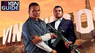 GTA 5 Walkthrough HEIST: The Jewel Store Job (Smart)