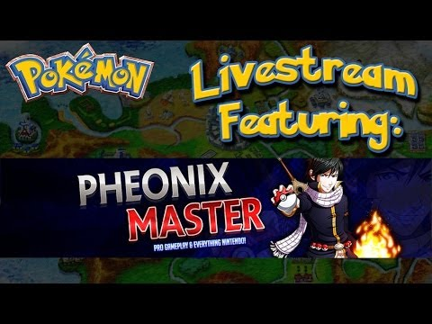 Pokemon X and Y - Livestream #41:  PheonixMaster1 Co-Hosts Trades and Battles with Subscribers!