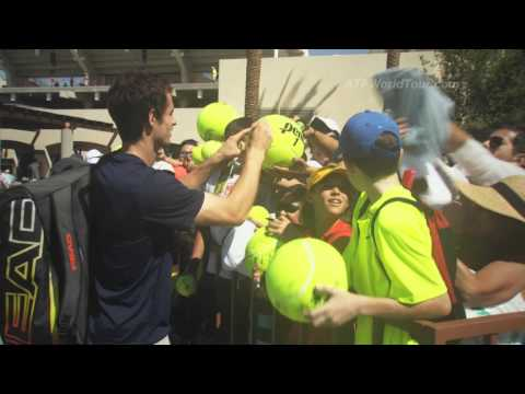 ATP World Tour Uncovered: Andy Murray