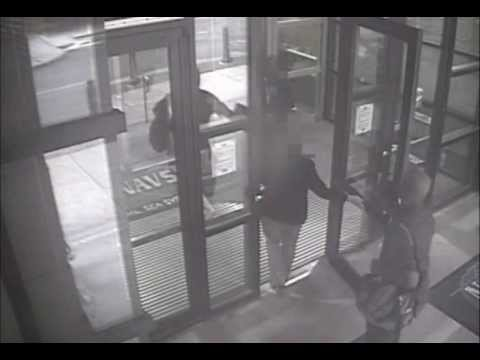 FBI releases chilling video of Navy Yard gunman before attack