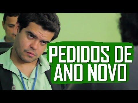 PEDIDOS DE ANO NOVO