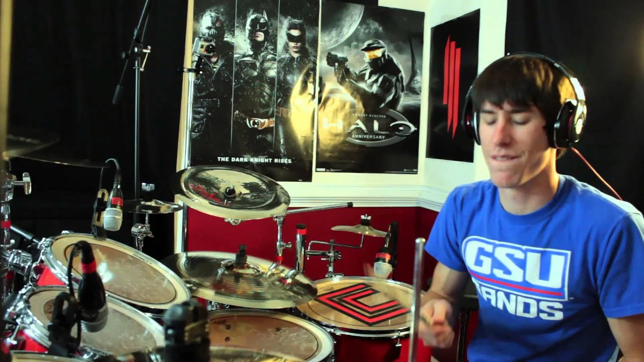 Snap Your Guardian Angel Drum Cover The Red Jumpsuit Apparatus