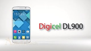 Digicel DL900 Aka Alcatel Pop C7 Unboxing.