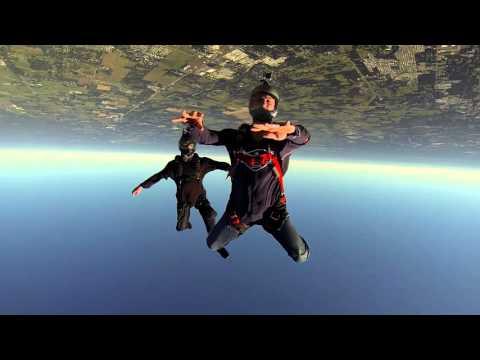 Florida Skydiving - December 2015 jumps