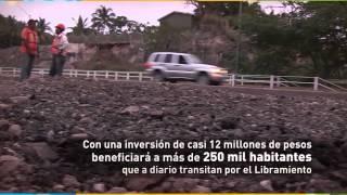 Arranca la rehabilitación total del Libramiento en Puerto Vallarta