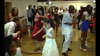 Candy Dance Wedding Dance
