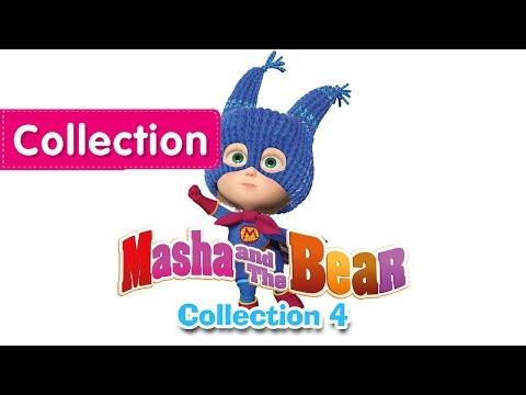 Máša a medvěd  - tři epizody
