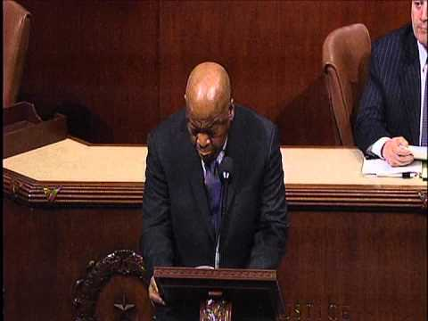 "Rep. John Lewis calls Senate failure on background checks ""a shame and a disgrace"""