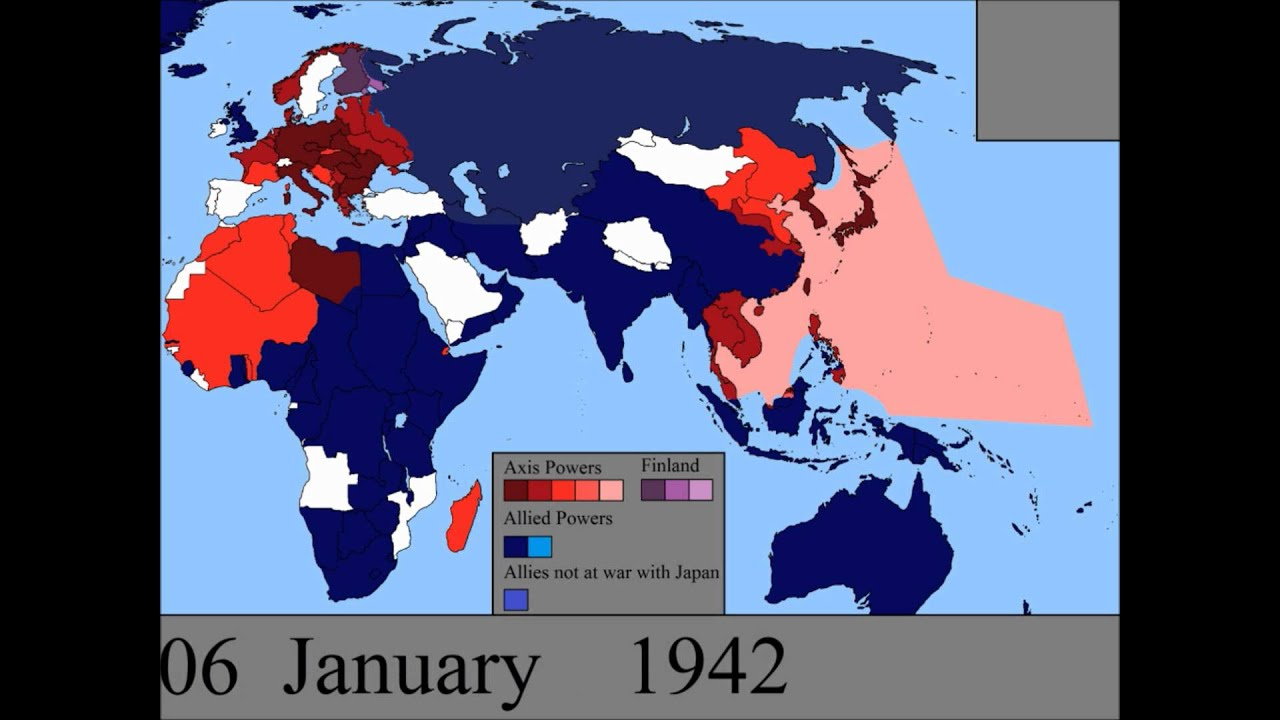 a history of the occupation of japan by the allied powers in world war two Occupation (of japan), (1945–52) military occupation of japan by the allied  powers after its defeat in world war ii theoretically an international occupation, .