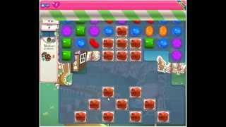 Candy Crush Saga Level 153 3 Star No Boosters
