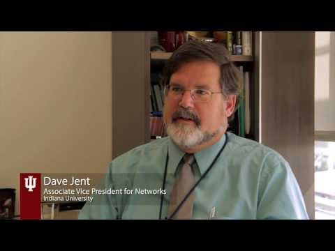 Dave Jent discusses Indiana University's new $6M contract to operate NOAA science network
