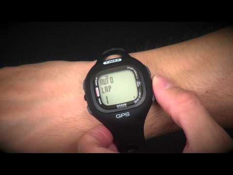 TIMEX Marathon GPS Instructional Video