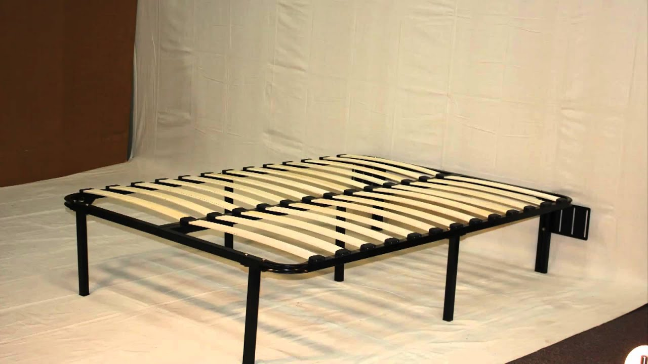 Ventura Foundation Platform Bed - YouTube