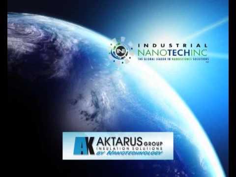 Nano technologia - aerogels