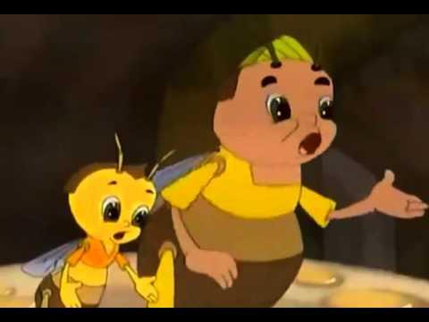 Hoạt hình chú ong vàng tập 1, phim hoạt hình Việt nam