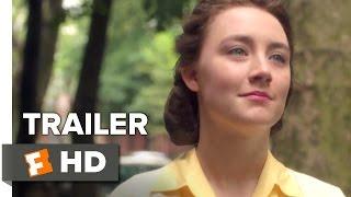 Brooklyn Official Trailer #1 (2015) - Saoirse Ronan, Domhnall Gleeson Movie HD