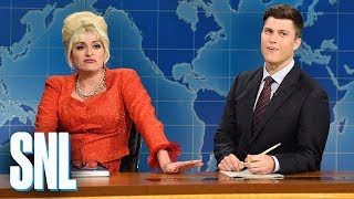 Weekend Update: Ivana Trump - SNL