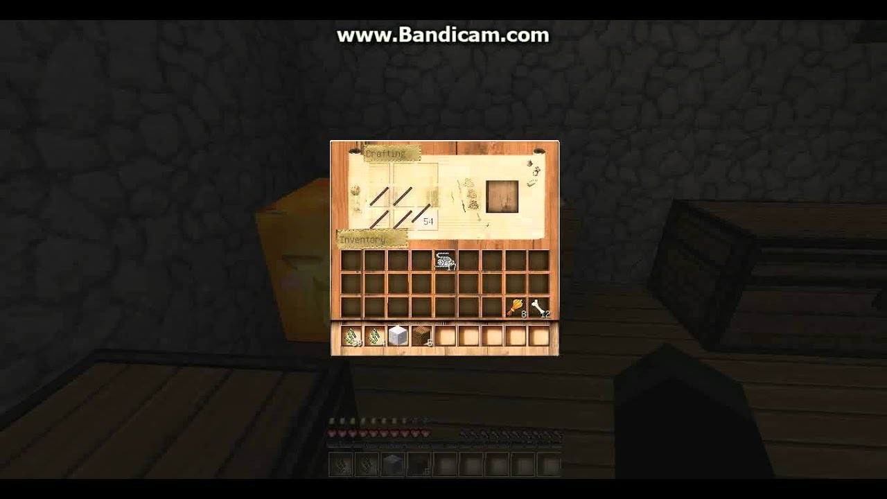 minecraft tutorial zaun tor bauen craften hd youtube. Black Bedroom Furniture Sets. Home Design Ideas
