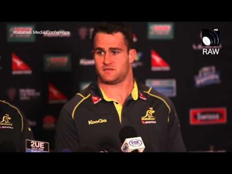 RuggaMatrix Raw – Wallabies Media Conference